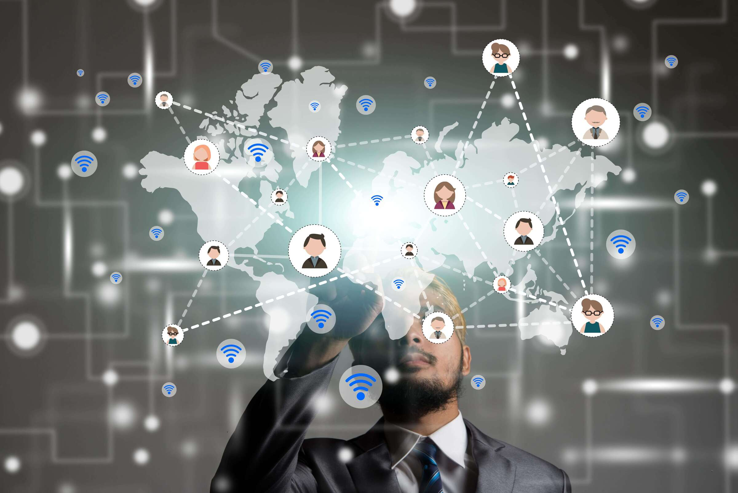 How to get more leads using Social Media