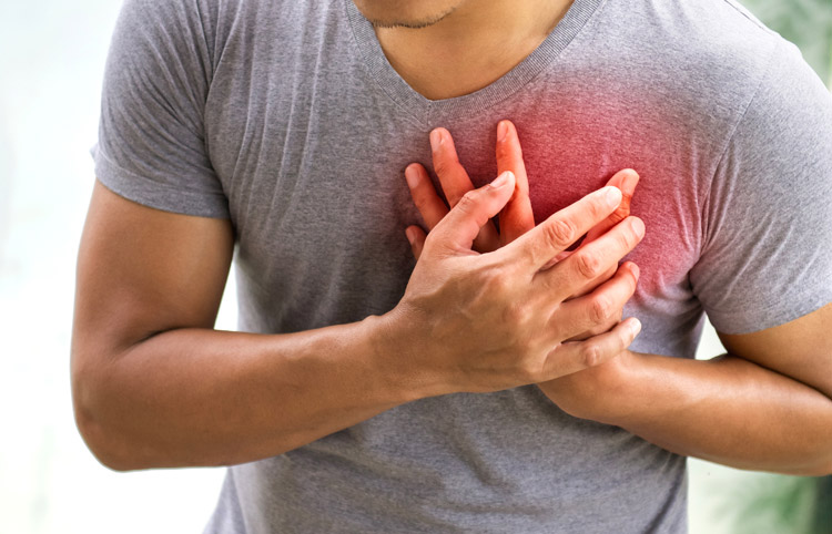 How to Manage Chest Pain at Home